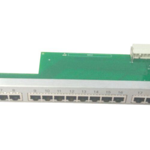 NPPAB  , patchpanel 24XRJ45, 2-przewodowy